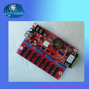 BIG DISCOUNT p10,p16,p4.75,p7.62 multi language usb led controller