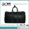 new leather men fashion pu travel bag