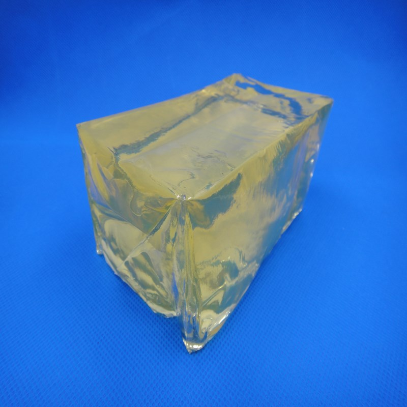 Manufacturer PSA Hot Melt Glue <strong>Adhesive</strong> Transparent for Paper Label Sticker Bulk Shape