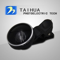 High quality zoom lens for mobile phone telescope accessory, 0.4X super wide angle lens, mobile phone