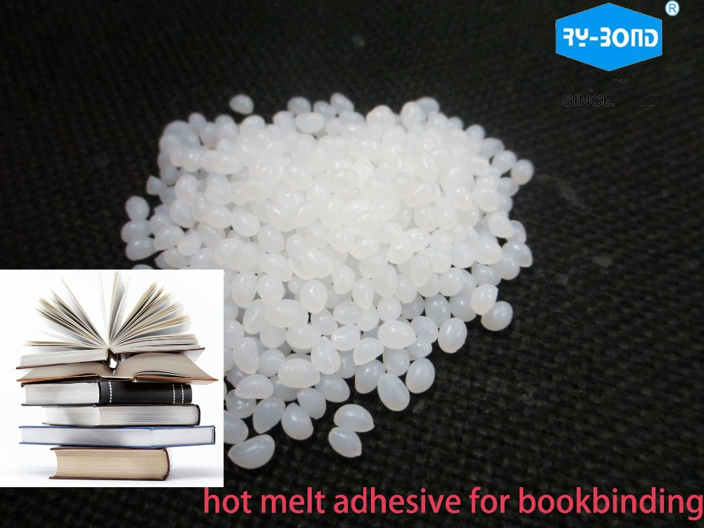 hot melt glue pellets used in bookbinding