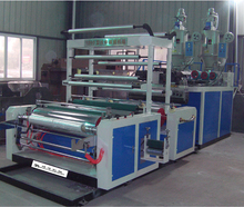 DF-600/1000 Two Layer co-extrusion cast stretch film making machine
