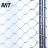 Customized aperture stainless steel wire rope mesh net for green wall with low price,good quality stainless steel cable mesh