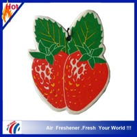 35days long lasting fragrance manufacture of car air freshner