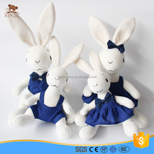 hot sale rabbit family plush toy for sale