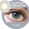 FreshTone Extra Natural Decorative Contact Lens