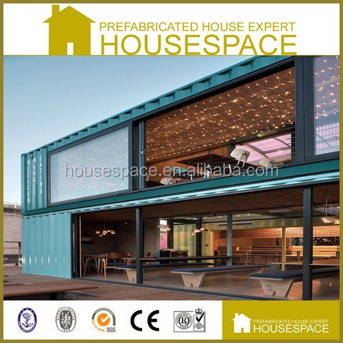 Luxury Mobile Sandwich Panel Shipping Container Homes for Sale