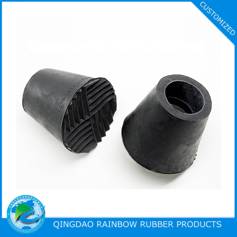 Custom Made EPDM / NR Rubber Ferrule / Ruber Feet