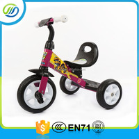 New model baby tricycle/EVA wheels trike for kids