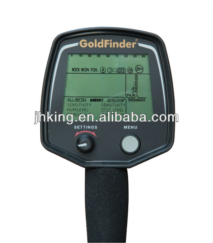 Top Popular 2013 new smart long range gold prospecting with metal detector