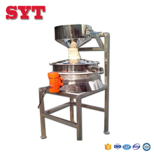 large capacity direct discharge vibrating screen machine for sieving wheat flour