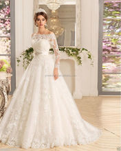 New White/ivory Wedding dress Bridal Gown