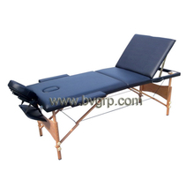 Plastic headrest with cushion eco-friendly best selling electrical beds message over bed table