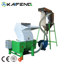 Plastic Film Recycling Recycle Crushing Grinder Crusher Machine