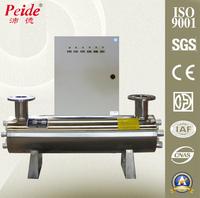 Industrial UV Light Disinfection Sterilizer UV Water Treatment