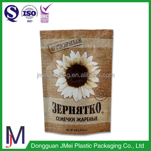 China factory manufacturer plastic foil tea packaging pouch bag/standing gusset foil insulation bag for tea