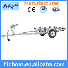 Boat Trailer with roller Excellent corrosion resistance--hot dipped steel frame