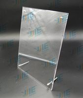 2015 hot-sale different shop acrylic menu holder