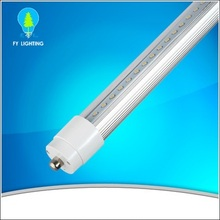 "FA8 single pin t8 led tube 96 inch f96 led fixture replacement t12 96"" led fluorescent tubes"