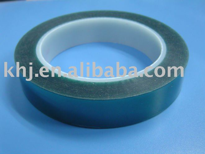 green heat-resistant tape