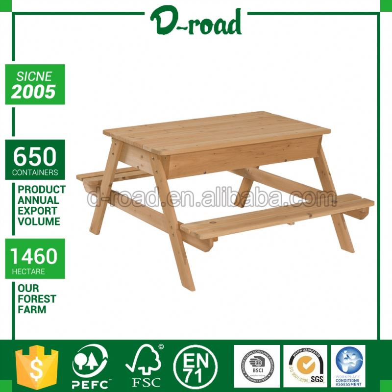 Original Brand Folding Picnic Table And Bench