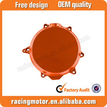 Motocross CNC Billet Clutch Cover Outside For KTM 250 XCF-W 2008 2009 2010 2011 2012 2013