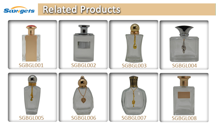 SGBGL026 Factory Supplier Atomizer Fragrance Bottle