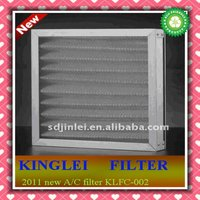 Pre-efficiency filter for Central Air Conditioners/A/C conditioner filter