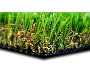 Hot sale PE landscaping artificial turf for garden fake grass carpet