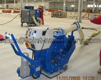 Portable road construction machine , shot blasting machine for road surface