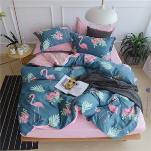 Wholesale Hot Sale 100% Organic Egyptian Supima Cotton Custom Newest  Printed Designs Stocklot Bed Duvet
