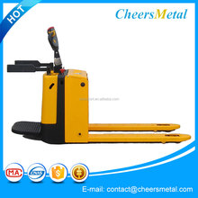 Industrial pallet electric hand stacker pallet jack