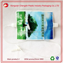 Material BOPP/PE tree nutrition infusion liquid bag