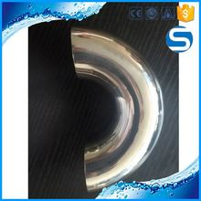 low price,high quality stainless steel sch 40 elbow