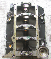 Chevy350 Engine Cylinder Block