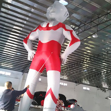 giant inflatable Ultraman for advertising