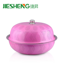 Mesh food cover color food covers wholesale stainless steel cover