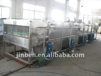 Spray type can/bottle warming machine
