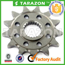 12-17 Teeth MX Front Sprocket for HONDA KTM YAMAHA KAWASAKI HUSABERG BETA GAS GAS