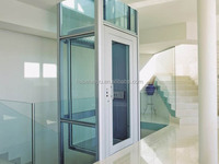 Residential Indoor Home Passenger Lift Villa Elevator