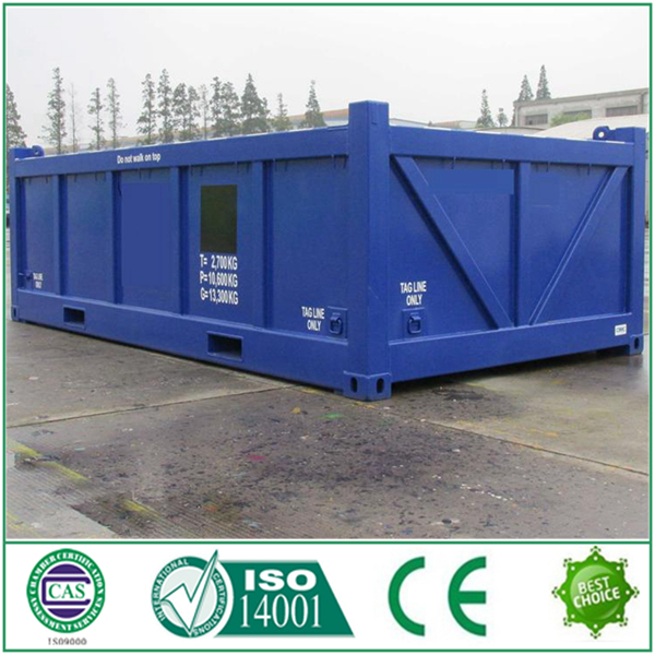 Used in Malaysia storage container / shipping container house used in Indonesia with oversea service from Nantong