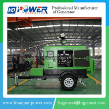 floodlighting 15kw silent diesel generator for sales