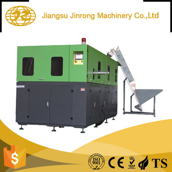 Automatic big water pet plastic bottle blowing molding machine prices