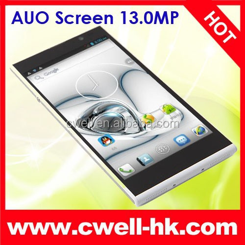 Wholesale Touch Screen Mobile Phone MTK6582 Quad Core 1GB RAM 16GB ROM 5.0Inch Gorilla Glass Otg iNew V3 Smartphone