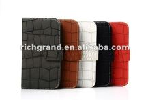 High quality Mobile Phone Leather Case For Samsung Galaxy S III i9300