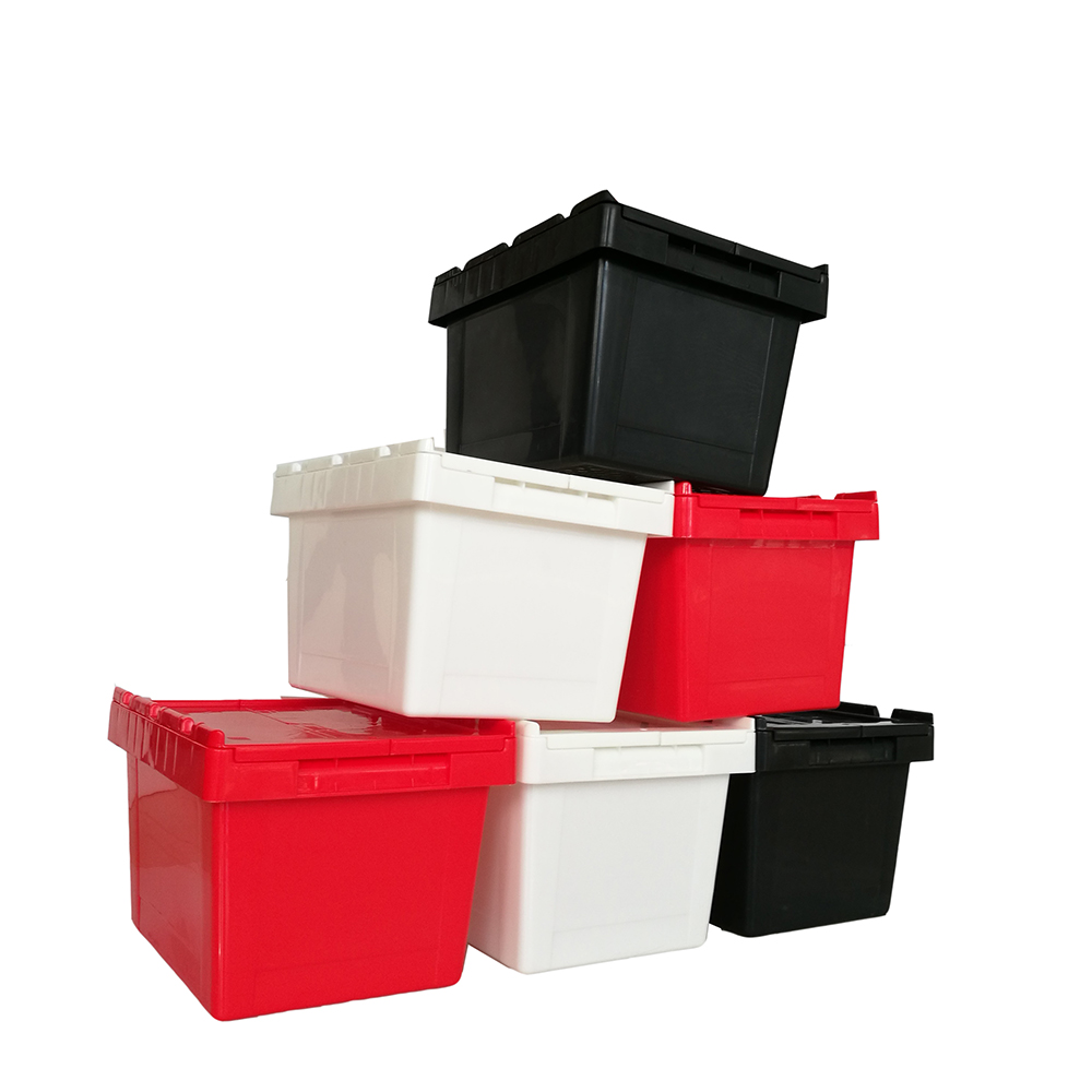 30L Plastic Material Foldable Solid PP Box