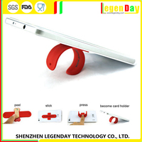 China Supplier silicone wing design silicone mobile stand