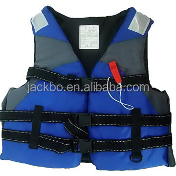 High Quality Nylon Swimming Pool Life Jacket for Child and Adult