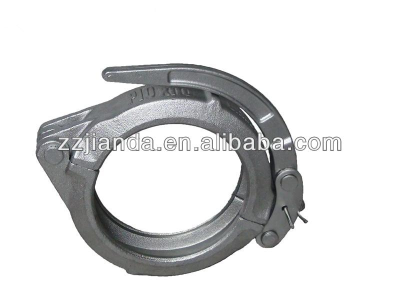 5 inch one-touch coupling for concrete pump