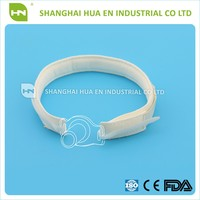 Medical device clear one-off tracheostomy tube holder
